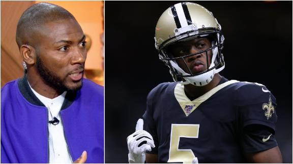 Clark liked the Saints better with Bridgewater at QB