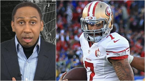 Stephen A.: Kaepernick will have a job within 2 weeks