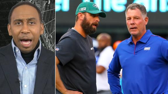 Stephen A.: I'd fire Gase and Shurmur before Christmas