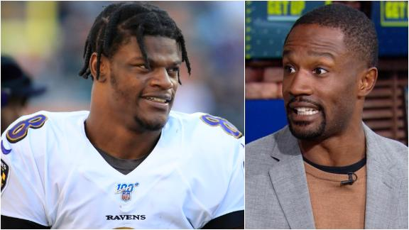 Foxworth picks Jackson over Watson to start an NFL franchise