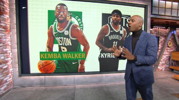 Williams: Kemba a better fit for Celtics than Kyrie