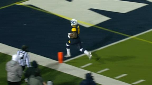 Kent State cuts Buffalo's lead on 41-yard TD