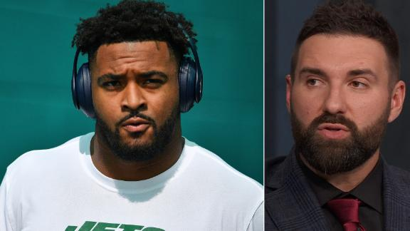 Ninkovich: Jets defense will be salivating facing Haskins