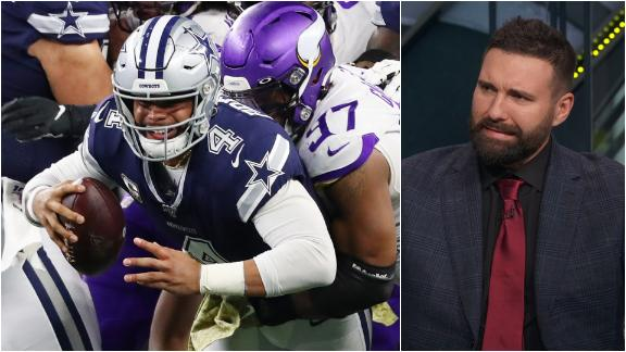 Ninkovich: Cowboys can't hang with the big boys
