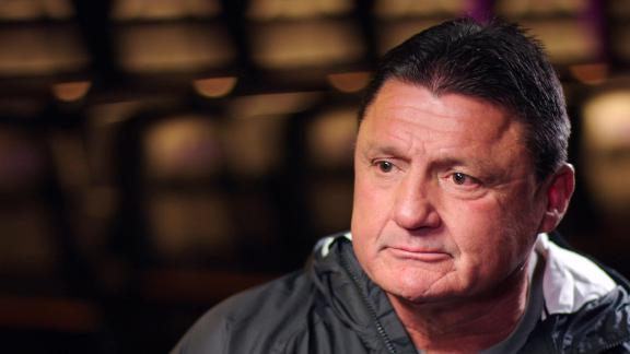 Orgeron's path to LSU began with heartbreak and failure