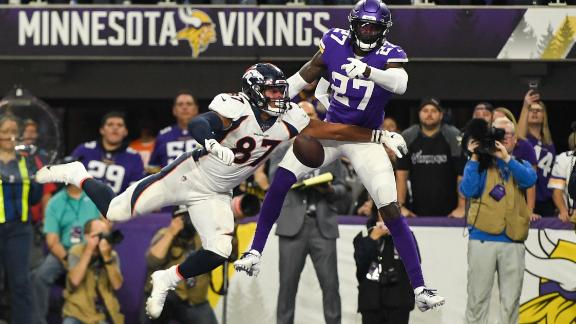 Vikings get clutch red zone stop to seal win