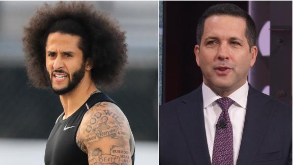 Schefter: Hard to imagine teams would sign Kaepernick now