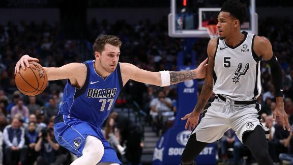 Luka notches career-high 42-point triple-double