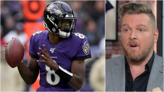 McAfee: The Ravens look unstoppable at the moment