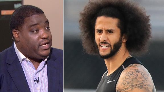 Woody: Kaepernick turned down the NFL's job interview