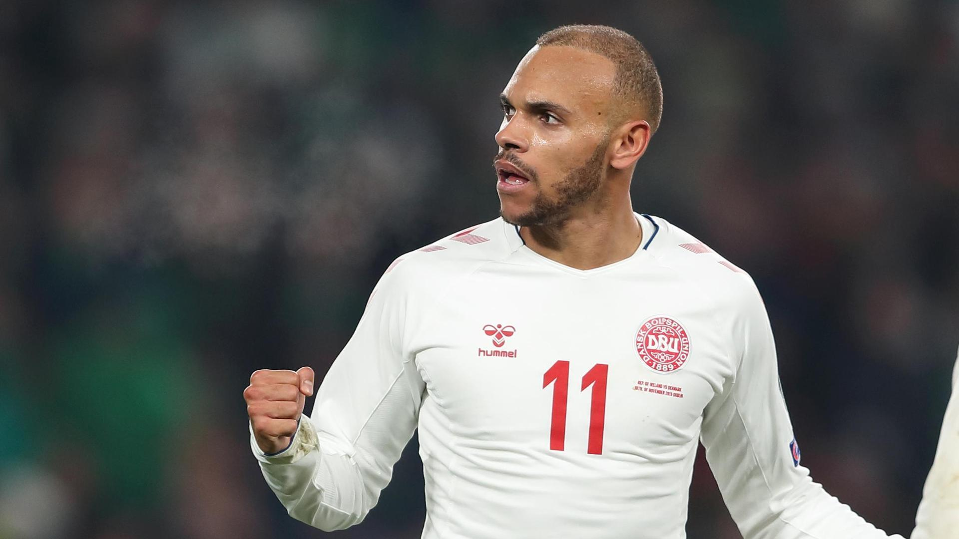 Denmark survive scare to qualify for Euro 2020