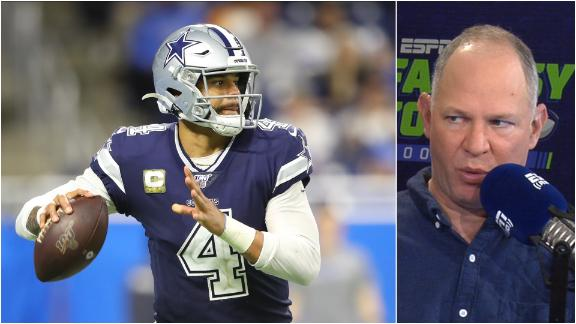 Berry: I'd drop Wentz and keep Prescott
