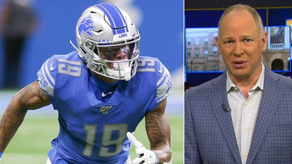 What should fantasy managers do with Golladay, Coleman?