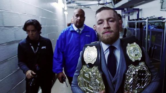 Conor McGregor's best moments in the Octagon