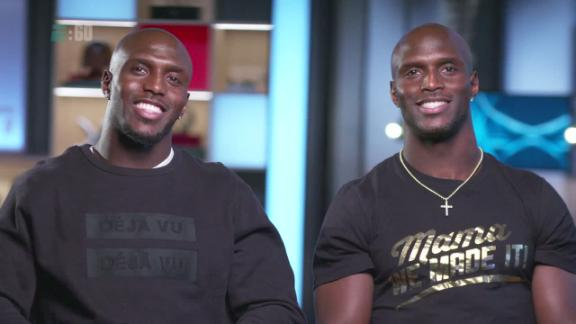Jason McCourty recalls posing as his twin brother when he was drafted