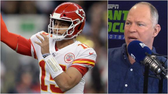 Berry would consider selling high on Mahomes