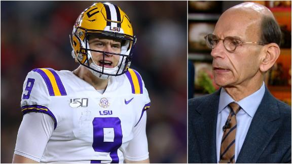 Finebaum: LSU is in their last week as No. 1
