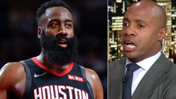 Williams passionate Harden should be MVP over LeBron