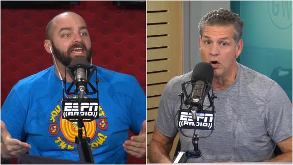 Golic shocked Weddle won't share Ravens' secrets