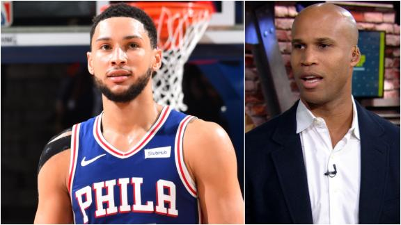 Jefferson: Simmons 3-pointer is a huge deal