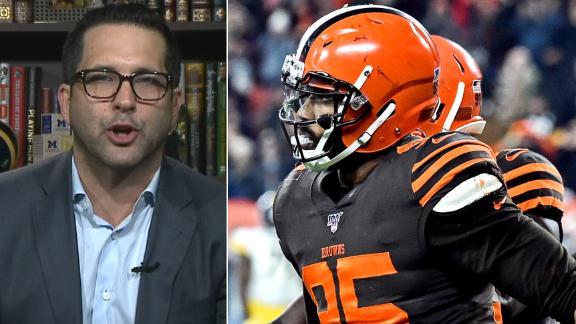 Schefter: NFL was determined Garrett wouldn't play again this season
