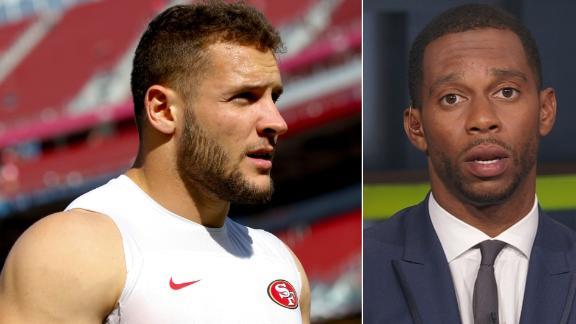 Cruz: 49ers' defense with be deciding factor vs. Packers