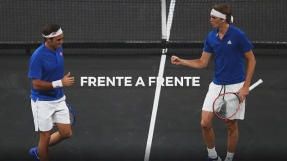 Conoce como llega Federer y Zverev a su duelo