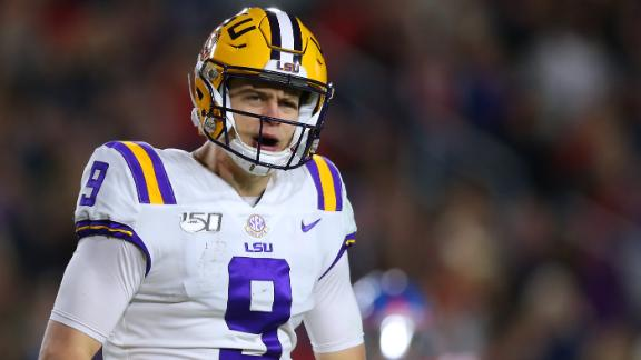 LSU, Ohio State, Clemson looking like locks for CFP