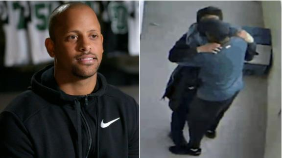 Former Oregon WR Keanon Lowe averts tragedy with compassion