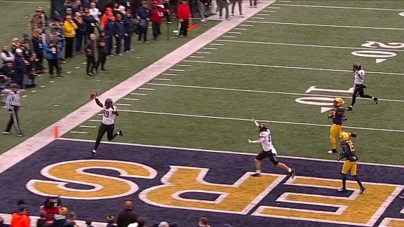 Woods scores wide-open TD for OSU
