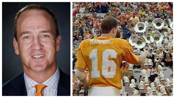 Conducting Tennessee band a special memory for Manning