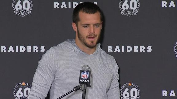 Carr: We got 'punched in the mouth'