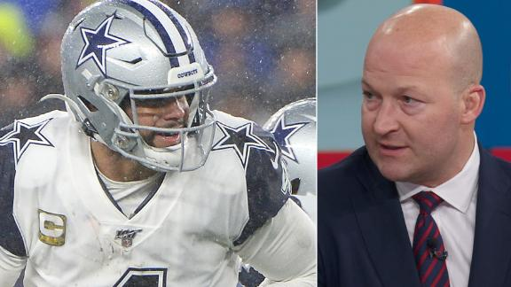 Hasselbeck: Cowboys didn't handle weather well at all