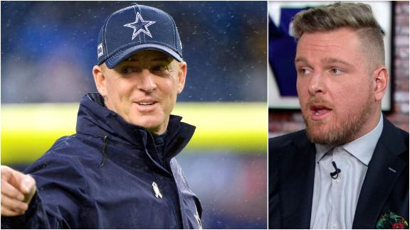 McAfee: Jason Garrett is about to get axed