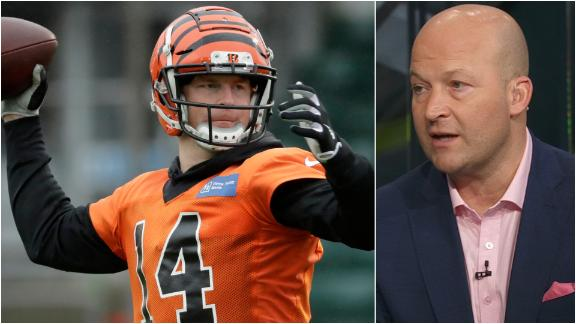 Hasselbeck: Starting Dalton 'not a bad idea' for Bengals