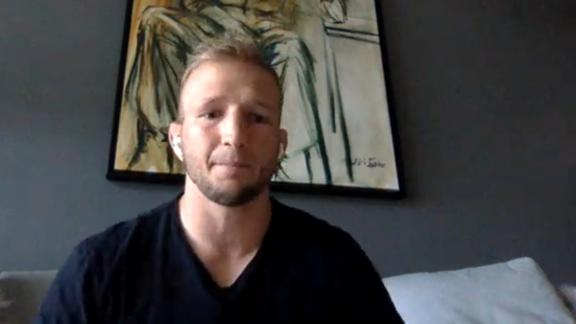 Dillashaw on EPO failure: I made a deal with the devil