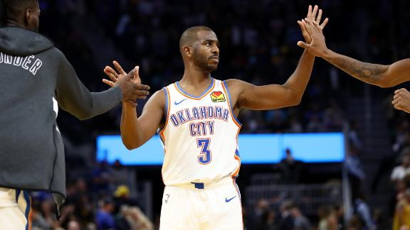 CP3 scores 20 in comeback win over Warriors
