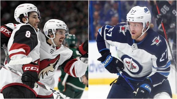 Which NHL teams might buck playoff trends?