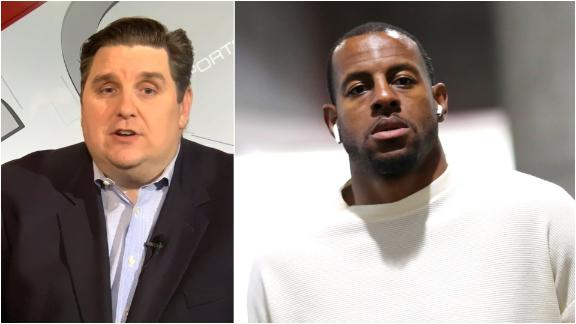 Windhorst: Mavs are in a good position to trade for Iguodala