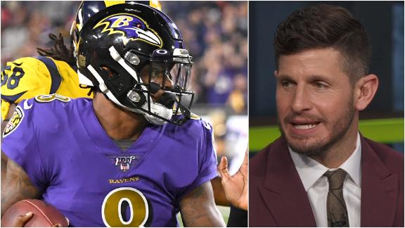 Orlovsky: I don't know if anyone can stop Lamar Jackson