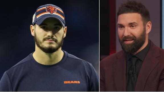 Ninkovich wants to see if Trubisky can perform under pressure