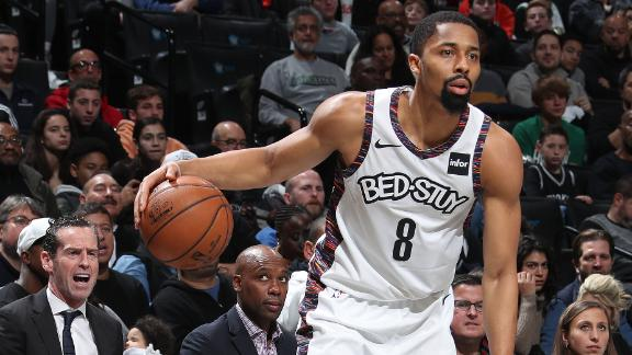 Dinwiddie drops 32 in Nets' victory over Celtics