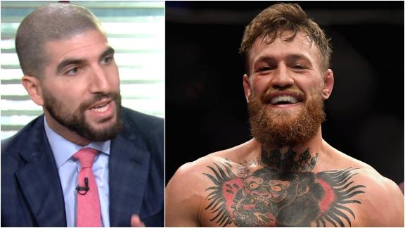 Helwani: 'This is the perfect fight for Conor McGregor'