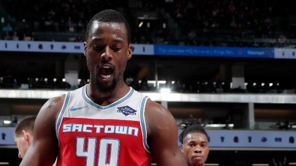 Kings stun Nuggets with huge 2nd-half comeback