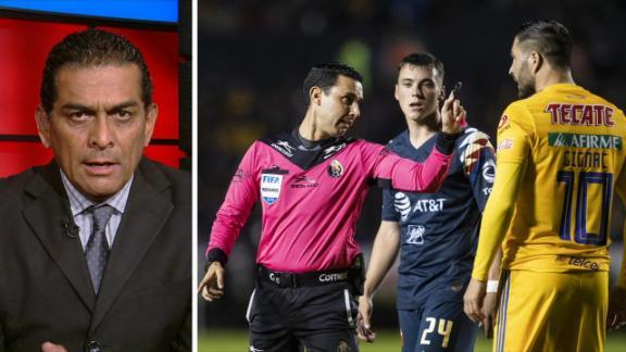 """""""César Ramos es el mejor árbitro en el país"""""""