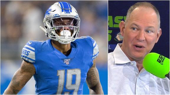 Berry confident starting Golladay going forward