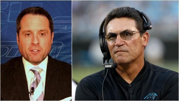 Graziano: Rivera firing won't be the last change in Carolina