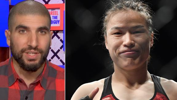 Helwani looking forward to Zhang Weili vs. Jedrzejczyk in March