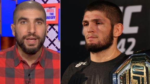 Helwani hopes Khabib vs. Ferguson stays on