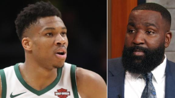 Perkins: Giannis brings it every possession